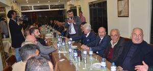 """MHP Kozan İlçe Başkanı Atlı: """"Bu partiyi terk edenin ülkücülük kimliği geçersizdir"""""""