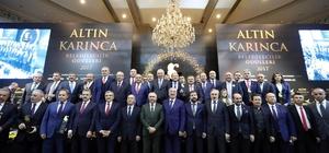 """Darıca  Belediyesi'nin """"Şehirler ve Kültürler Kaynaşması"""" projesine büyük ödül"""