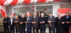Taşköprü'de doğalgaz abone merkezi açıldı