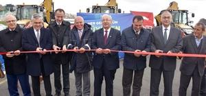 Tekirdağ Büyükşehir Belediyesi araç filosunu genişletti