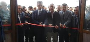 İmam Hatip Lisesi Cami törenle açıldı