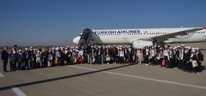 Şırnaklı 184 öğrenci Antalya'yı gezecek