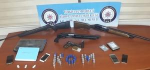 Iğdır'da FETÖ operasyonu: 4 gözaltı