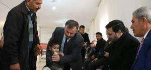 İlik nakli olan çocuğa devletin şefkat eli