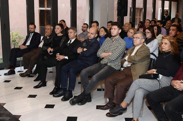 Beyoğlu'nda 'Geçmişten Geleceğe Mimari Söyleşisi' gerçekleştirildi