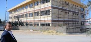 """AK Parti'li Karaoğlu: """"Sarıçam hükümet yatırımlarıyla gelişiyor"""""""