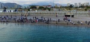 Şırnaklı öğrenciler Antalya'ya hayran kaldı