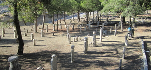 Kale Mezarlığı ilçenin tarihine ışık tutacak