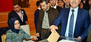 AK Parti Pursaklar 4. Olağan İlçe Kongresi yapıldı