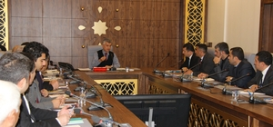 Cizre'de 'HEM Faaliyetlerini Yaygınlaştırma ve İşbirliği' toplantısı