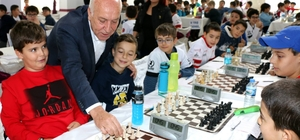 Marmaraereğlisi'nde Satranç İl Birinciliği turnuvası
