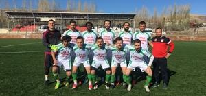 Ahlat Spor 5-0 kazandı