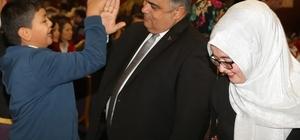 Başkan Özgüven, engelliler için düzenlenen programa katıldı