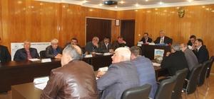 İncesu Belediyesi Aralık ayı Meclis Toplantısı Yapıldı