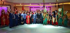 Başkan Çetin, engellilerle bir araya geldi
