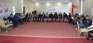 Sorgun'da düzenlenen liderlik eğitimi tamamlandı