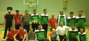 Ceyhan'da paravolley takımlarından farkındalık maçı