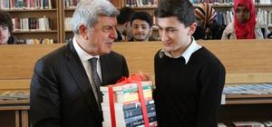 Kocaeli'nin modern halk kütüphanesi Seka'da açıldı