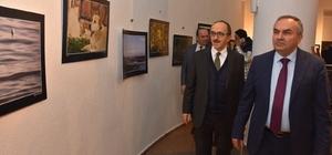 Maviden yeşile' fotoğraf sergisi açıldı
