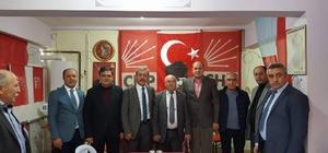 Başkan Yalçın, CHP'nin ilçe kongresine katıldı