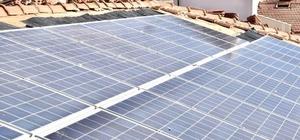 Tepebaşı'nda binalar güneş panelleri ile donatılıyor