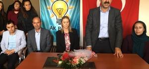 AK Parti Mardin İl Başkan Vekili Abdulhamit Ete: