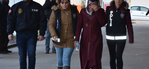 """Kahramanmaraş'ta FETÖ """"ablalarına"""" operasyon"""