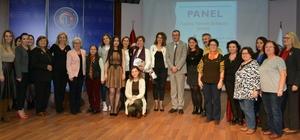 ÇOMÜ'de'Kadına Yönelik Şiddetin Analizi' konulu panel düzenlendi