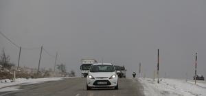 Denizli-Antalya karayolu trafiğe açıldı