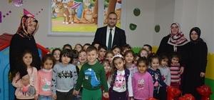 Ethem Sarıoğlu 4-6 yaş grubu Kur'an kursu hizmete girdi