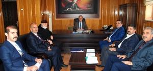 Daimi encümenler Vali Kalkancı başkanlığında toplandı