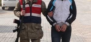 Sınırı geçmeye çalışan DEAŞ şüphelileri yakalandı
