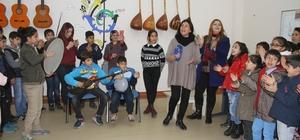 Solinli çocuklar Sümerpark Engelsiz Yaşam Merkezini gezdi