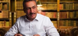 """Başkan Tutal: """"Kudüs birilerinin meselesi değil, tüm İslam aleminin namusudur"""""""