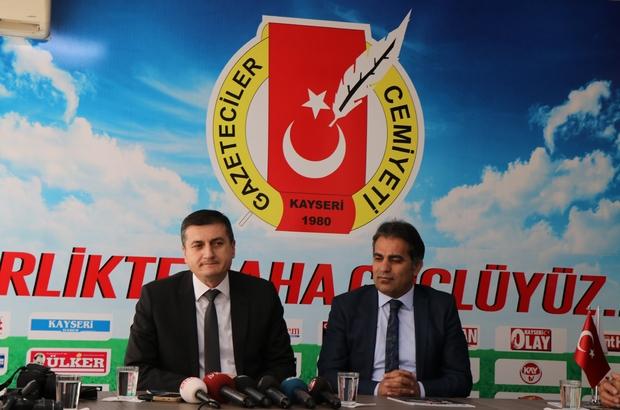 """Kayseri Cumhuriyet Başsavcısı Abdulkadir Akın: """"Adliyemizdeki soruşturmalar verimli bir şekilde sürüyor"""""""