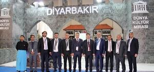 Diyarbakır, Travel Türkiye İzmir Fuarı'nda