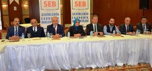 'Şehirlerin ekonomik beklentileri' çalıştayı düzenlendi