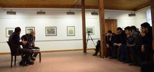 """Müze'de Sanat Konuşmaları 3'te """"Çağdaş Sanatta Sanatçı Olmak"""" konuşuldu"""