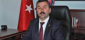 Başkan Cavit Erdoğan: Bu insanlık tarihine kara leke olarak yerleşen bir zulümdür