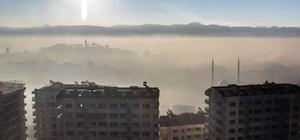 Kazdağlarının eteklerinde hava kirliliği alarmı