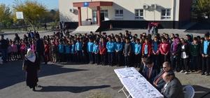 Şehit polis memurunun adının verildiği okul açıldı