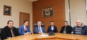 """Başkan Baran, """"Asıl amaçları Türkiye ekonomisini çökertmek"""""""