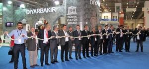 12. Travel Turkey İzmir Fuarı'nın partneri Diyarbakır olacak
