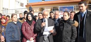 Burdur'da ABD'nin Kudüs kararına tepki