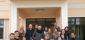 Hemşirelik Bölümü öğrencilerinden özel ziyaretler