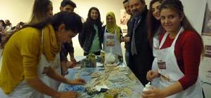Adıyaman Üniversitesi Mozaik Çalıştayı ve Yarışmasına katıldı