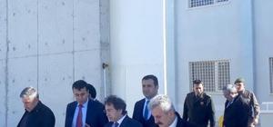 İl Sağlık Müdürü Benli Bünyan'ı ziyaret etti