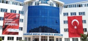 Tekirdağ SGK'dan işverenlere uyarı