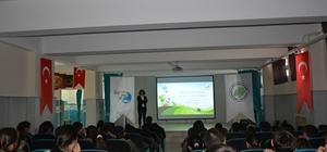 400 öğrenciye biyolojik çeşitlilik eğitimi
