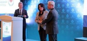 Trabzon Büyükşehir Belediyesi'ne 'çevre ödülü'